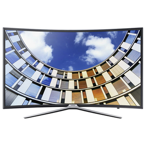 Televizor curbat LED Smart Full HD, 138cm, SAMSUNG UE55M6302A