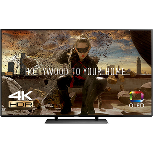 Televizor OLED Smart Ultra HD, 164cm, PANASONIC TX-65EZ950E