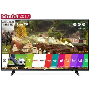 Televizor LED Smart Ultra HD, webOS 3.5, 108cm, LG 43UJ620V