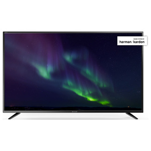Televizor LED Smart Ultra HD 4K, 123cm, SHARP LC-49CUG8052E