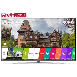 Televizor LED Smart Ultra HD, webOS 3.5, 190cm, LG 75SJ955V