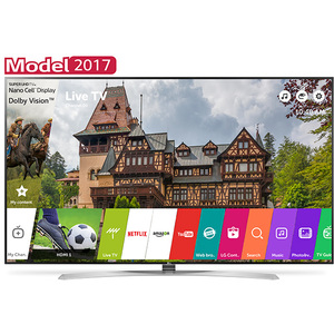 Televizor LED Smart Ultra HD, webOS 3.5, 218cm, LG 86SJ957V