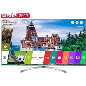 Televizor LED Smart Ultra HD, webOS 3.5, 139cm, LG 55SJ810V