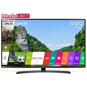 Televizor LED Smart Ultra HD, webOS 3.5, 139cm, LG 55UJ634V