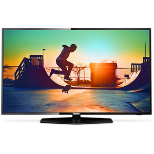 Televizor LED Smart Ultra HD, 108cm, PHILIPS 43PUS6162/12