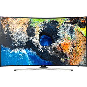 Televizor curbat LED Smart Ultra HD, 163cm, SAMSUNG UE65MU6272