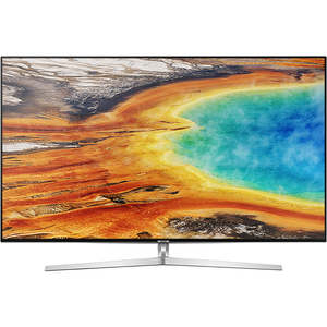 Televizor LED Smart Ultra HD, 163cm, SAMSUNG UE65MU8002, negru