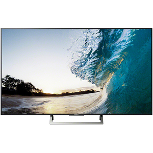 Televizor LED Smart Ultra HD, 191cm, Sony BRAVIA KD-75XE8596B, Negru