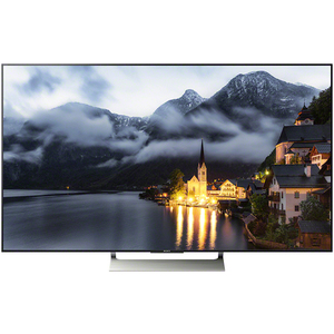 Televizor LED Smart Ultra HD, 191cm, Sony BRAVIA KD-75XE9005B, Negru
