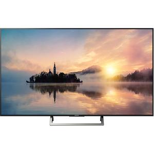 Televizor LED Smart Ultra HD, 164cm, Negru, SONY KD65XE7005BAEP