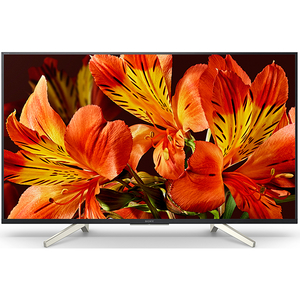 Televizor LED Smart Ultra HD, 123 cm, Sony BRAVIA KD-49XF8505B, Negru