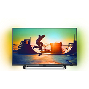 Televizor LED Smart Ultra HD, 139cm,  PHILIPS 55PUS6262/12