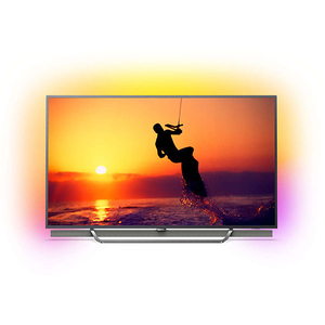Televizor LED Smart Ultra HD 4K, 139cm, PHILIPS 55PUS8602/12