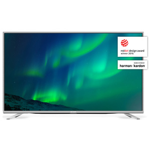 Televizor LED Smart Ultra HD 4K, 123cm, SHARP LC-49CUF8472ES
