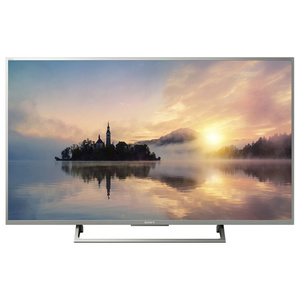 Televizor LED Smart Ultra HD, 139cm, SONY KD55XE7077SAEP
