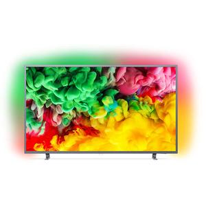 Televizor LED Smart Ultra HD, 139 cm, Saphi TV, PHILIPS 55PUS6703/12