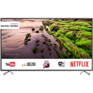 Televizor LED Smart Ultra HD 4K, 139cm, SHARP LC-55UI8652E