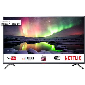 Televizor LED Smart Ultra HD 4K, 123cm, SHARP LC-49UI8872ES