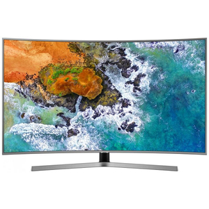 Televizor Curbat LED Smart Ultra HD,123 cm, SAMSUNG UE49NU7672UXXH
