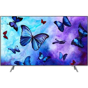 Televizor QLED Smart Ultra HD, 208 cm, SAMSUNG QE82Q6FNATXXH