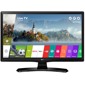 Televizor LED Smart High Definition, 70cm, LG 28MT49S
