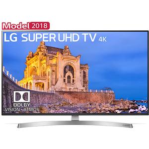 Televizor LED  Smart Super Ultra HD, WebOS AI, 124cm, LG 49SK8500PLA