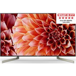 Televizor LED Smart Ultra HD, 123 cm, Sony BRAVIA KD-49XF9005B