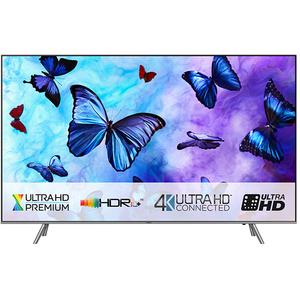 Televizor QLED Smart Ultra HD, 139cm, SAMSUNG QE55Q6FNATXXH