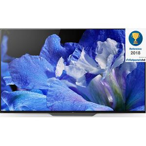 Televizor OLED Smart Ultra HD 4K, 139 cm, SONY BRAVIA KD-55AF8