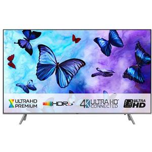 Televizor QLED Smart Ultra HD 4K, 123 cm, SAMSUNG 49Q6FN