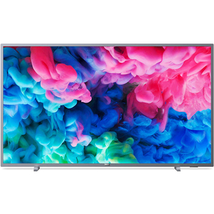 Televizor LED Smart Ultra HD 4K, 108 cm, PHILIPS 43PUS6523/12