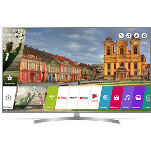 Televizor LED Smart Ultra HD 4K, 123 cm, LG 49UK7550MLA