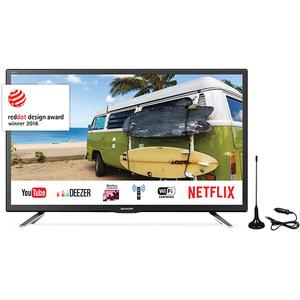 Televizor LED Smart HD, 60 cm, SHARP LC-24CHG6132EM