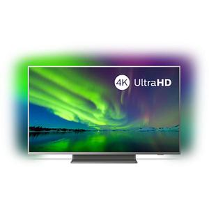 Televizor LED Smart Ultra HD 4K, 139 cm, PHILIPS 55PUS7504/12