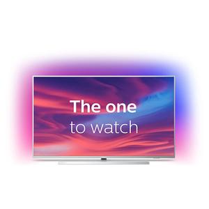 Televizor LED Smart Ultra HD 4K, 139 cm, PHILIPS 55PUS7304/12