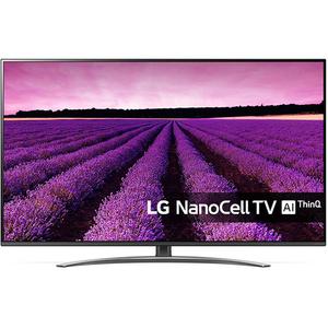 Televizor NanoCell Smart Ultra HD 4K, 139 cm, LG 55SM8200PLA