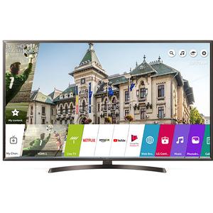 Televizor LED Smart Ultra HD 4K, 139 cm, LG 55UK6400PLF