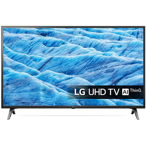 Televizor LED Smart Ultra HD 4K, 139 cm, LG 55UM7100PLB