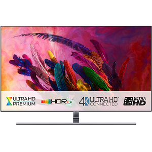 Televizor QLED Smart Ultra HD 4K, 138 cm, SAMSUNG 55Q7FN