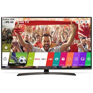 Televizor LED Smart Ultra HD 4K, 151 cm, LG 60UJ634V