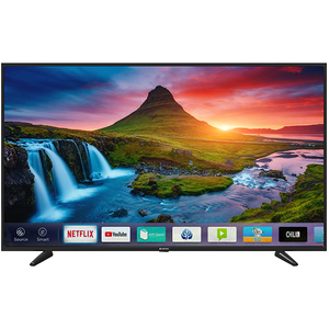 Televizor LED Smart Ultra HD 4K, 123 cm, VORTEX V49TD1200S